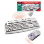 Wireless Keyboard & Mouse-VisualPackage
