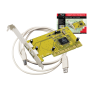2 Port USB PCI Card & Cable-VisualPackage