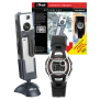 Mobile Webcam SpyCam 300 including free watch-VisualPackage