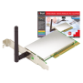 44Mbps Wireless PCI Adapter SpeedShare Home-VisualPackage