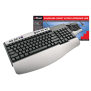 Silverline Direct Access Keyboard USB-VisualPackage