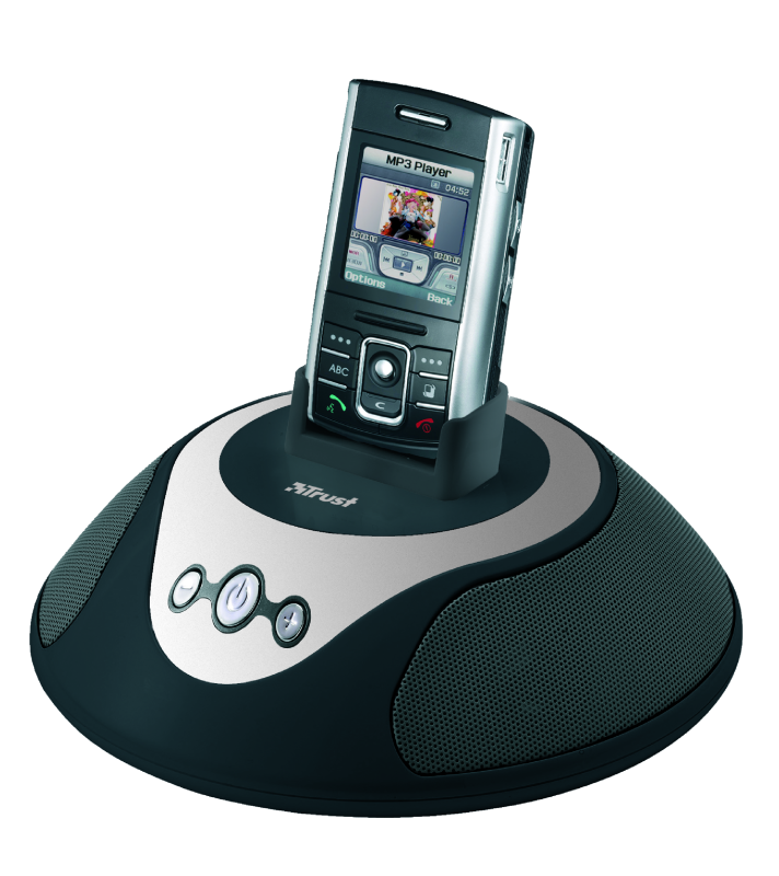Mobile Phone Sound Station SP-2985-Visual