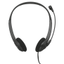 InSonic Chat Headset-Top