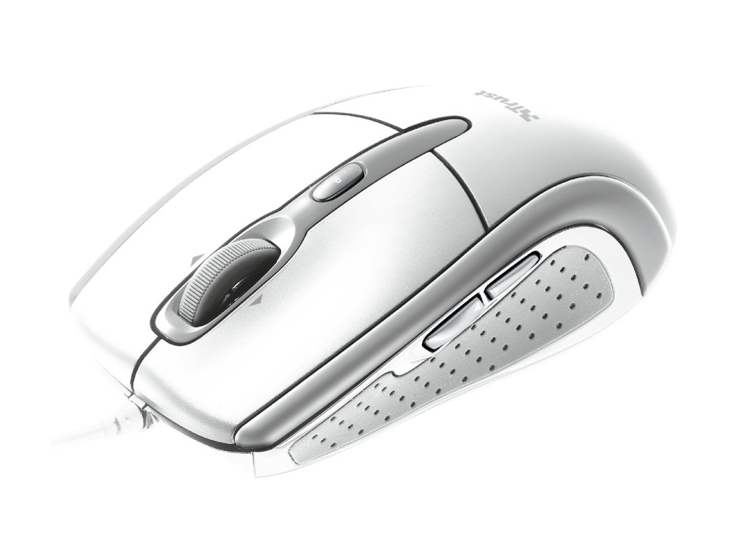 Laser Mouse for Mac & Windows PC-Visual