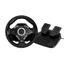 GXT 27 Force Vibration Steering Wheel-Front