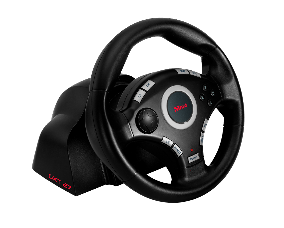 GXT 27 Force Vibration Steering Wheel-Visual