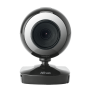 InTouch Chat Webcam - Black/Silver-Front
