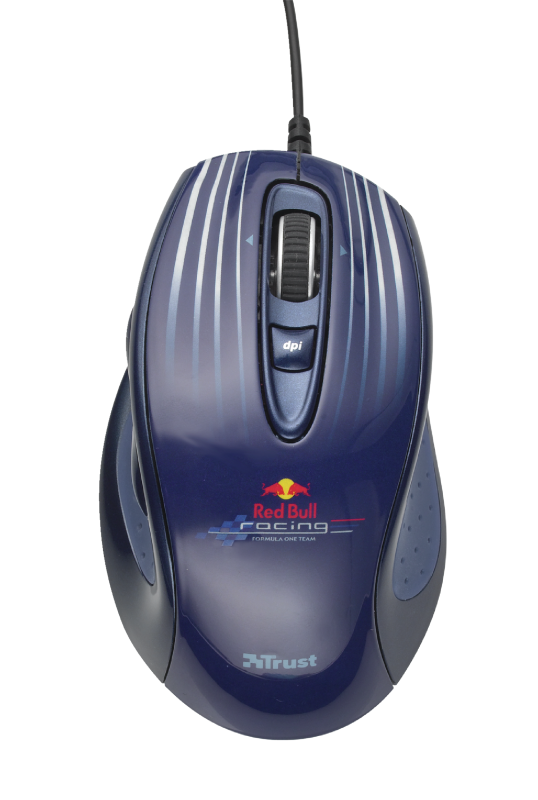 Red Bull Racing Full-size Mouse-Top