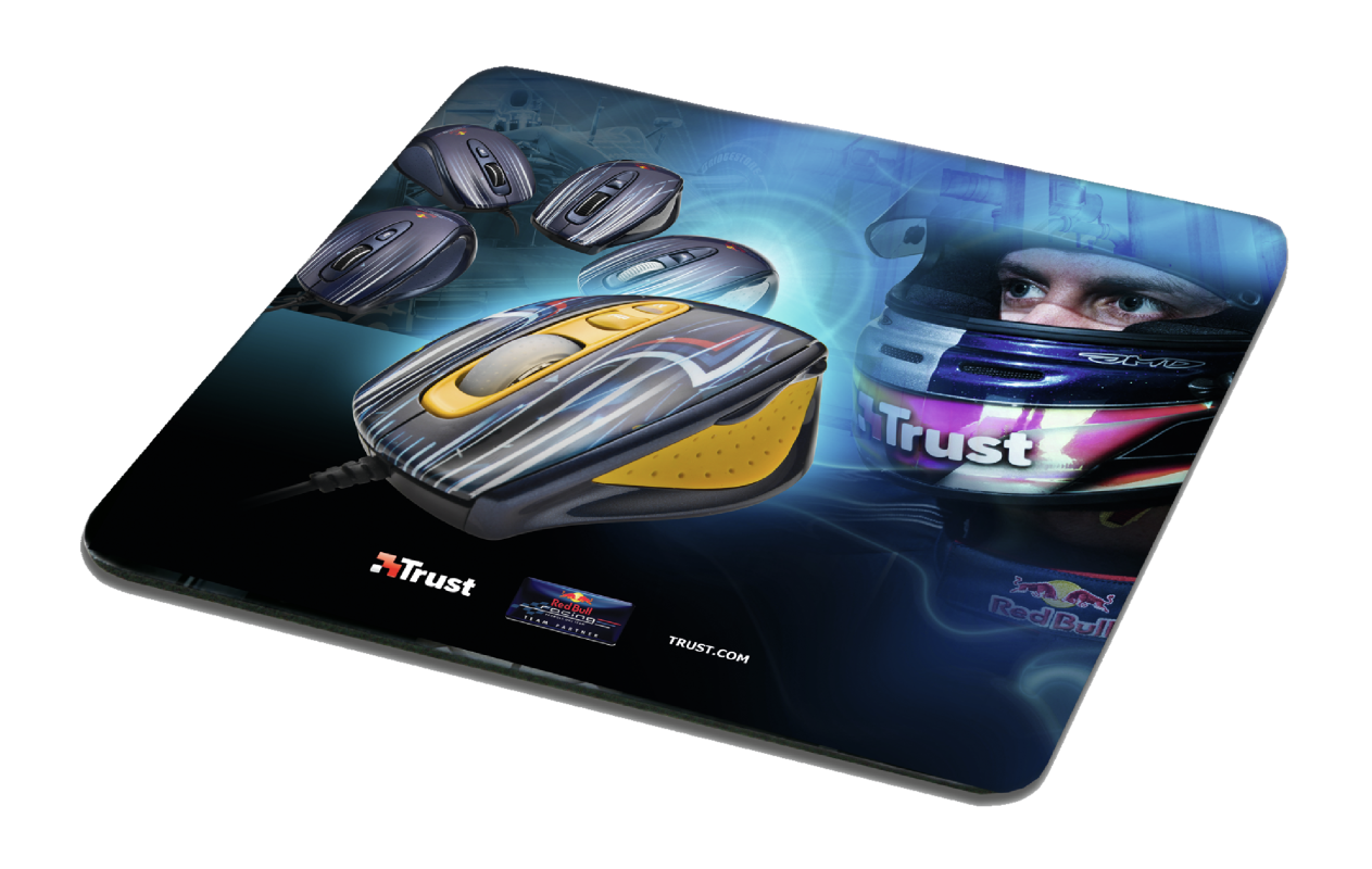 Red Bull Racing Xtreme Mouse-Visual