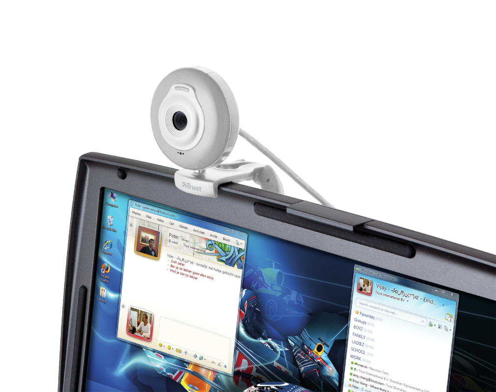 MultiCover Chat Webcam-Extra
