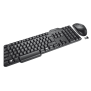 Wireless Keyboard with mouse-Visual