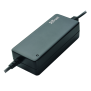 65W Netbook Charger - black-Visual