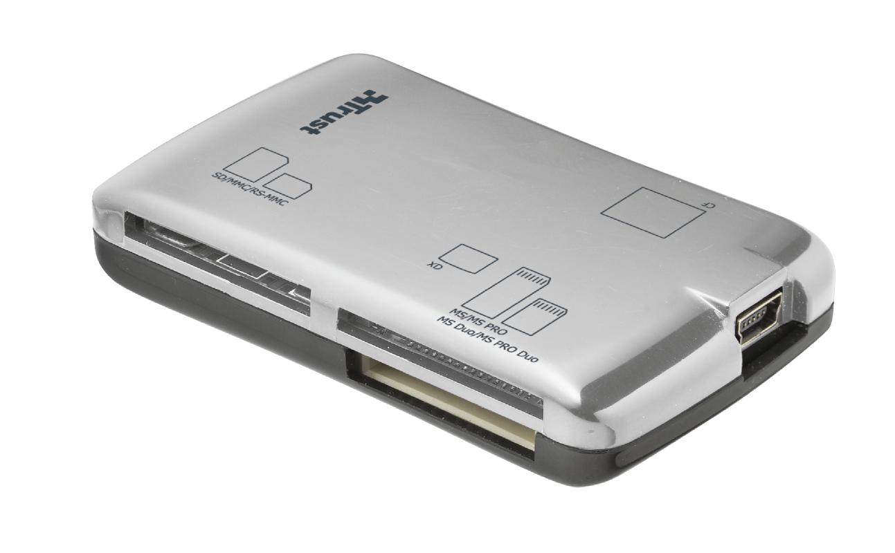 All-in-1 Card Reader-Visual