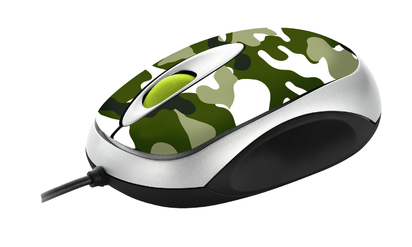 Mini Mouse with mouse pad - combat-Visual