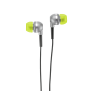 Indy In-ear Headset - lime-Top
