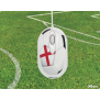 Football Mouse with Mouse pad - England-Top