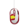 Football Mouse with Mouse pad - España-Top