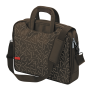 """Oslo Carry Bag for 15.6"""" laptops - brown-Visual"""