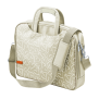 """Oslo Carry Bag for 15.6"""" laptops - beige-Visual"""