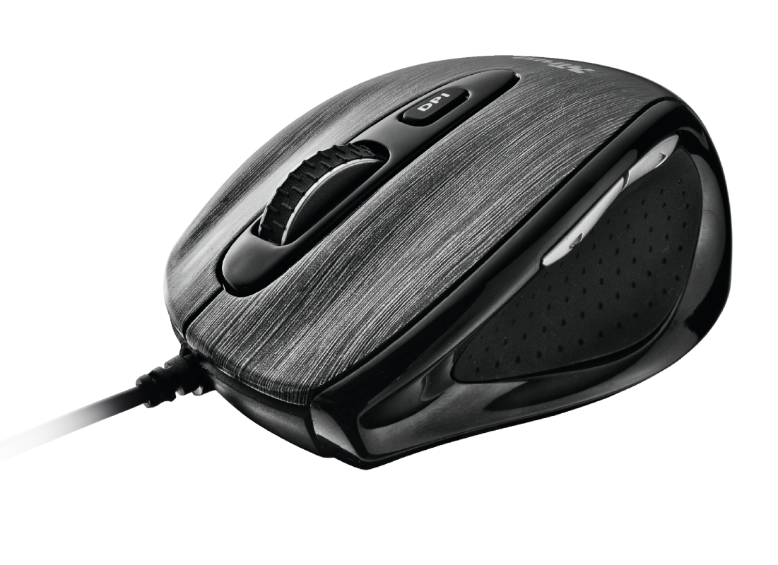 KerbStone Laser Mouse-Visual