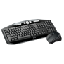 MaxTrack Wireless Keyboard with mouse-Visual