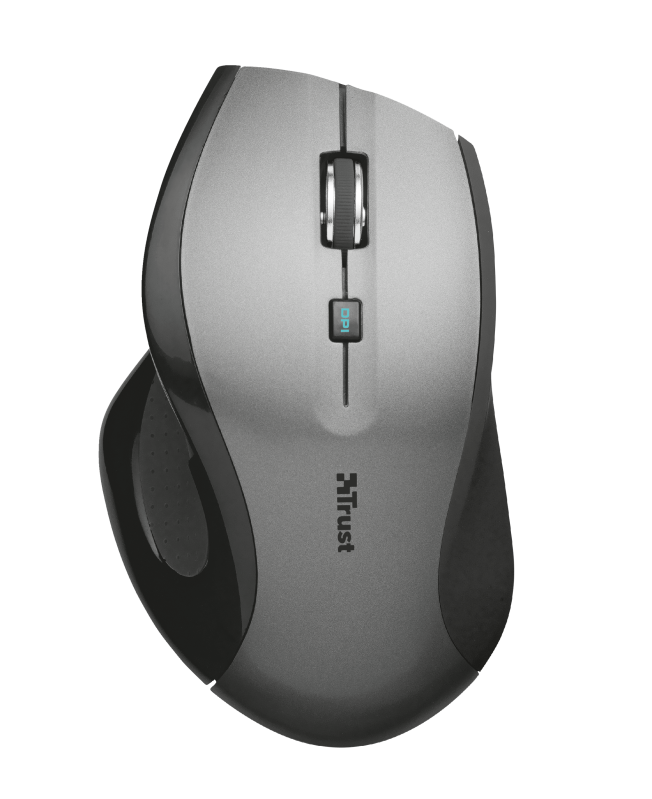 MaxTrack Wireless Mouse-Top