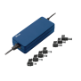90W Laptop Charger - blue-Visual