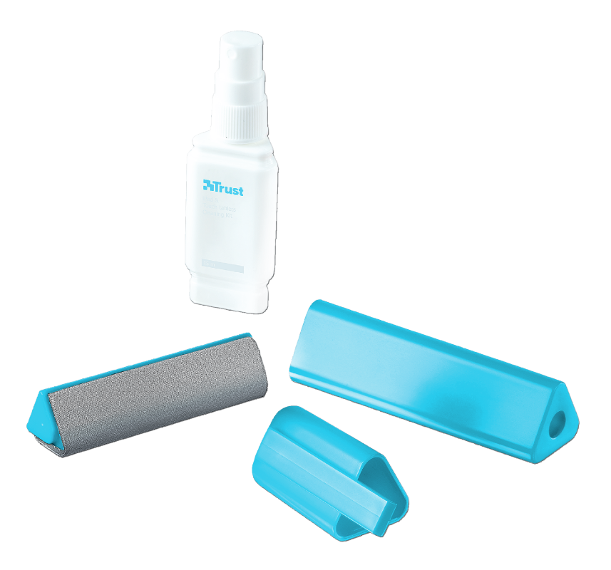 Portable Cleaning Kit-Visual