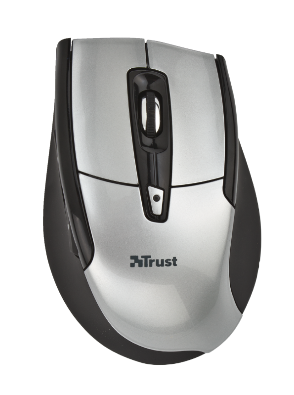 Qanto Wireless Laser Mouse-Top