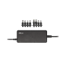 90W Laptop Charger - black-Top