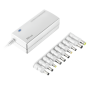 90W Plug & Go Laptop Charger - white-Visual
