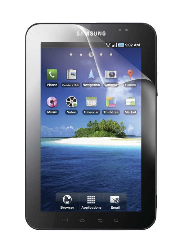"""Screen Protector for Galaxy Tab 7""""-Front"""