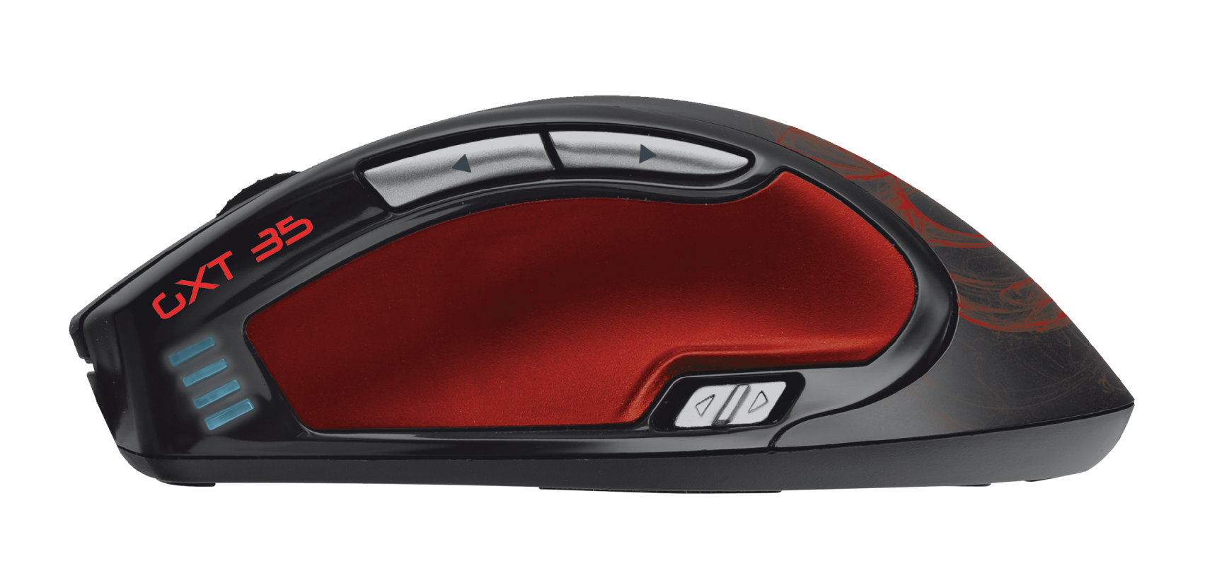 GXT 35 Wireless Laser Gaming Mouse-Side