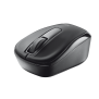 Qvy Wireless Micro Mouse - black-Visual