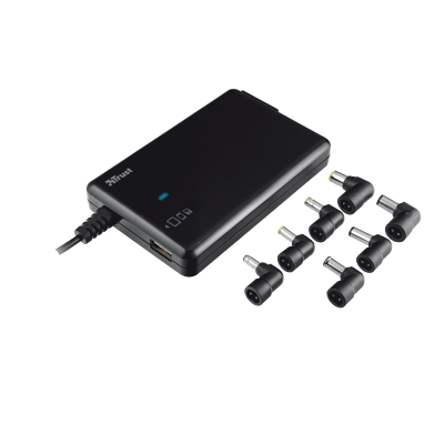 120W Plug & Go Thin Laptop, Tablet & Phone Charger