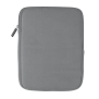 Anti-shock Bubble Sleeve for 10'' tablets - grey-Front