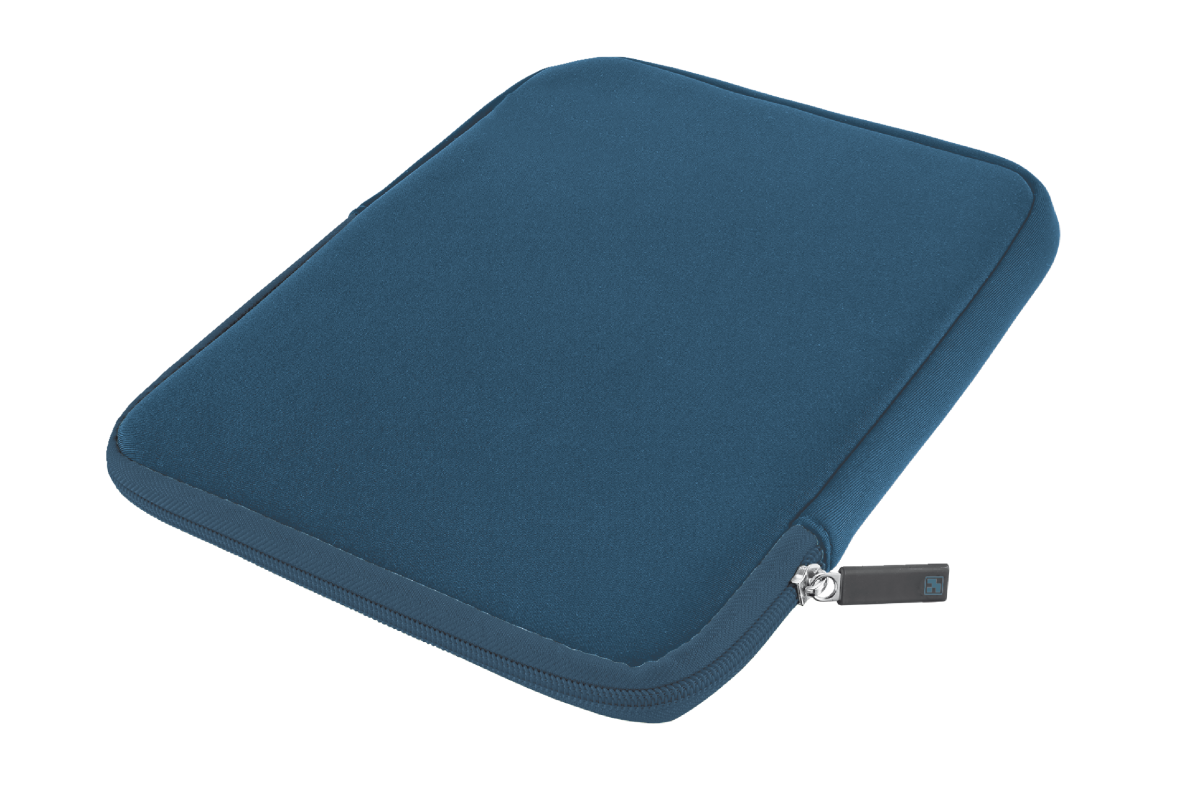 Anti-shock Bubble Sleeve for 10'' tablets - blue-Visual