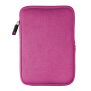 Anti-shock Bubble Sleeve for 7-8'' tablets - pink-Front