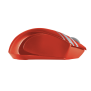 Sula Wireless Mouse - red-Side
