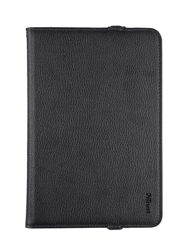 """Verso Universal Folio Stand for 7"""" tablets - black-Front"""