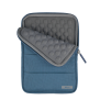 """8"""" Nylon Anti-shock Bubble Sleeve for tablets - blue-Front"""