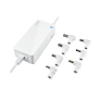 90W Primo Laptop Charger - white-Visual