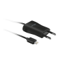 5W Wall Charger with Lightning cable - black-Visual