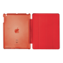 Smart Case & Stand for iPad - red-Back