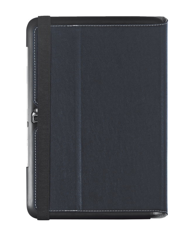 Smart Case & Stand for Galaxy Note 10.1-Back