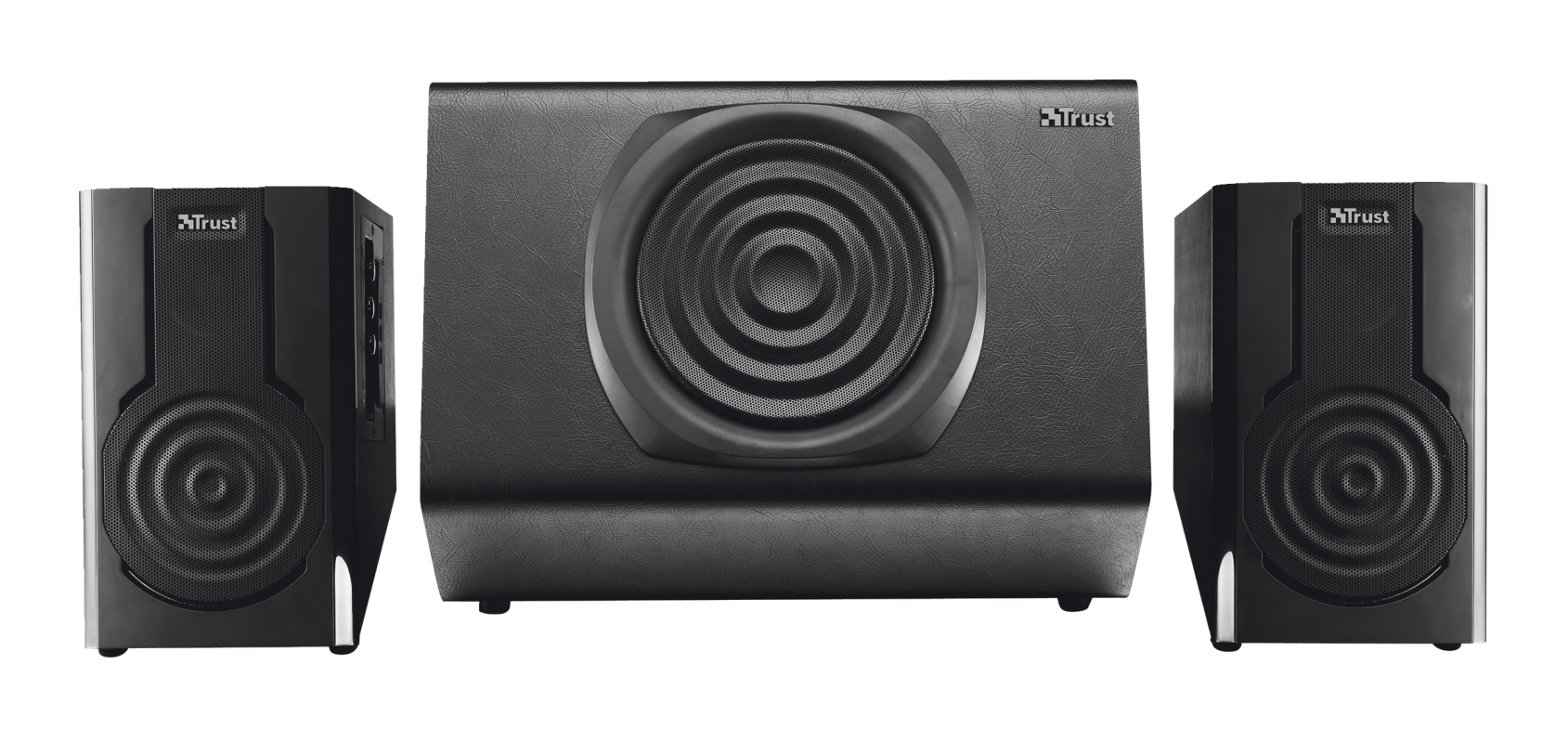 Tytan Stage 2.1 Speaker System with Bluetooth-Front