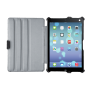 Stile Hardcover Skin & Folio Stand for iPad Air-Front