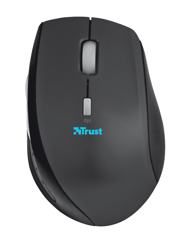 Isotto Wireless Mouse for Windows 8-Top