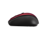 Yvi Wireless Mouse - red-Side