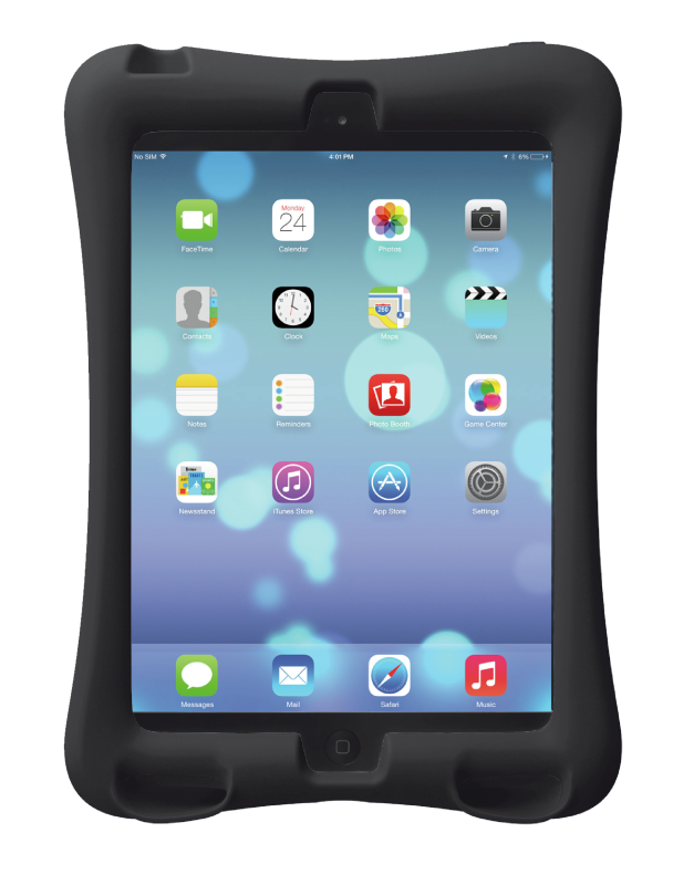 Shock-proof Case for iPad mini-Front